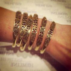Zodiac bracelets hemline