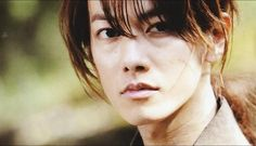 Takeru Satoh as Himura Kenshin. Rurouni Kenshin the movie