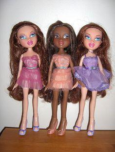 Bratz Birthday dolls   Flickr - Photo Sharing!