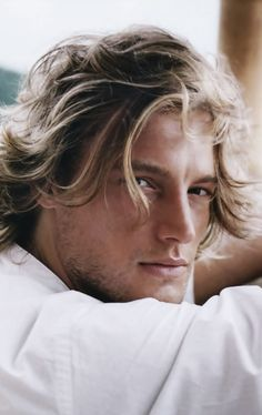 Gabriel Aubry. Love the waves