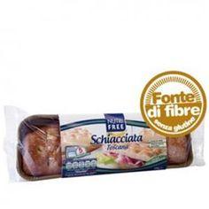 NT Food Nutrifree Schiacciata Toscana Focaccia Tipica Senza Glutine 170 gr a soli 3,40€