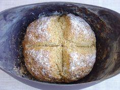 Ma Petite Boulangerie: Pan de soda con harina de espelta
