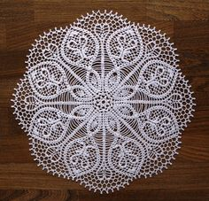 Free Crochet Doily Patterns, Crochet Placemats, Crochet Doilies, Crochet Lace, Crochet Pants, Thread Crochet, Filet Crochet, Crochet Carpet, Crochet Market Bag