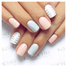 25 of the most beautiful nail designs to inspire you - new women& hairstyles - Nageldesign - Nail Art - Nagellack - Nail Polish - Nailart - Nails - Beautiful Nail Designs, Cute Nail Designs, Short Nail Designs, Shellac Nail Designs, Nails Design, Cute Shellac Nails, Glitter Nails, Pink Glitter, Manicure Ideas