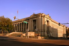 Shelby County Courthouse - Memphis, TN