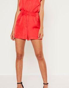 Glassons - Womens Fashion Dressy Shorts, High Waisted Shorts, Denim Cutoffs, Linen Shorts, Printed Shorts, Amazing Women, Rompers, Womens Fashion, Clothes