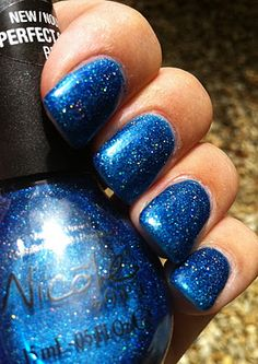 Nicole By OPI Me + Blue.....so cute!=)