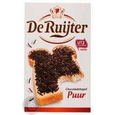 Netherlands - De Ruijter dark chocolate sprinkles