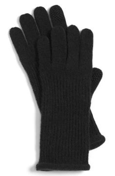 Nordstrom 'Touch Tech' Cashmere Gloves | Nordstrom