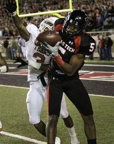 Texas Tech beats Texas.
