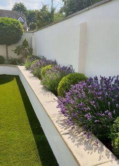 Attractive Backyard Garden Landscaping Design Ideas For Small Garden 39 Back Gardens, Small Gardens, Outdoor Gardens, Modern Gardens, City Gardens, Courtyard Gardens, Landscaping Shrubs, Small Backyard Landscaping, Landscaping Ideas