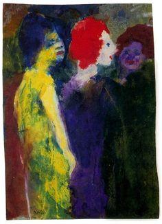 Emil Nolde (1867-1956)  wordt gezien als een van de grote pioniers van het expressionisme en hij behoort daarmee tot de belangrijkste Duitse kunstenaars van de vorige eeuw. Al langer is bekend dat Nolde op politiek terrein geen geheel onbeschreven blad was, maar juist een vroeg aanhanger van de NSDAP, van een 'Germaanse kunst' en een antisemiet die bijvoorbeeld joodse kunsthandelaars en schilders in diskrediet bracht.