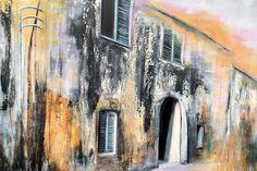 Original Cities Painting by Trudy De Mooy Original Paintings, Original Art, Netherlands, Buy Art, Saatchi Art, Canvas Art, Romantic, Landscape, Expressionism