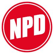 Nationaldemokratische Partei Deutschlands, National Democratic Party of Germany, Political Party, Germany, Logo, National Socialism, Ethnic nationalism, Euroscepticism, Right-wing populism, Pan-Germanism, German nationalism, Far-right