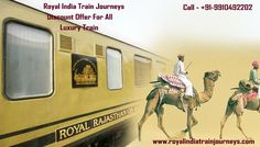 http://royalindiatrainjourneys.com/royal_rajasthan_on_wheels_the_train.html   #Royal #Rajasthan On #Wheels #Train Are #Best #Train , Its #Cover #whole #Rajasthan . Save Up to #10 % On #Each train .