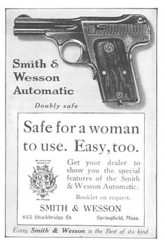 Smith & Wesson, 1915