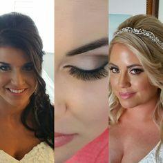 Makeup and hair styling group www.lilisweddings.com Wedding Makeup Artist, Lily, Crown, Weddings, Hair Styles, Fashion, Hair Plait Styles, Moda, Corona