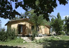 Camping Domaine les Angeles Zuid Frankrijk - Chalet