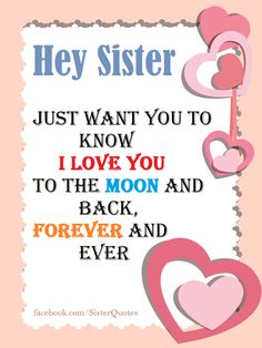 815 Best I Love My Sister Images Sisters Sister Sister Love