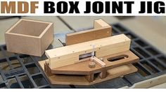 Building a simple box joint jig // ILTMS LIVE - 4/13/16 - YouTube