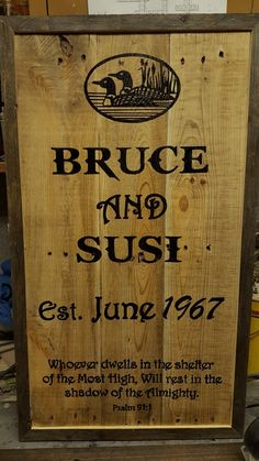 50th Aniversary sign created all from pallet wood. The frame is naturally weathered to an amazing grey color. The lettering all hand painted by the Reuse Dude.