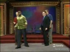 Whose line is it Anyway? Party Quirks