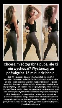 Stylowi.pl - Odkrywaj, kolekcjonuj, kupuj Gym Workout Tips, At Home Workout Plan, Workout Schedule, Workout Challenge, At Home Workouts, Fitness Diet, Yoga Fitness, Health Fitness, Gymnastics Workout