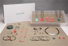 Grace Adele Spring/Summer 2014 Jewelry Kit What!!  Get your Grace On before it's gone!  This kit is Retail $678, on sale for $271!! sherizuidhof.graceadele.ca