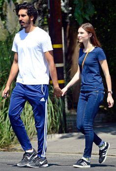 Dev Patel & Tilda Cobham-Hervey from The Big Picture: Today's Hot Photos Dev Patel, Indian Eyes, Skater Boys, Spring Summer Trends, Cindy Crawford, Red Cross, Strike A Pose, Big Picture, Hottest Photos