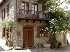 Old house in Crete, Greece