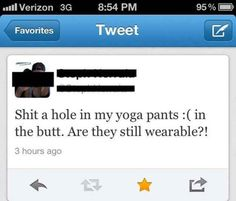This devastating lack of comma:
