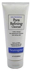 Neutrogena Pore Refining Cleanser 200ml/6.7oz - http://womensfragrancesperfumes.com/beauty/bath-body/cleansers/neutrogena-pore-refining-cleanser-200ml67oz-com/