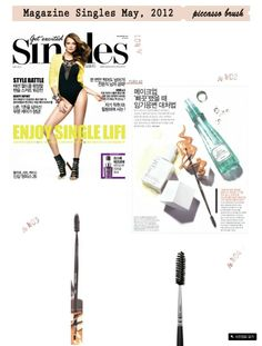 press Magazine Singles May, 2012 www.piccassobeauty.net