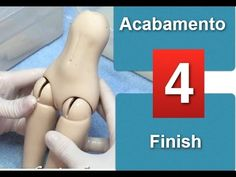 Episódio 4 - Acabamento da Porcelana *Porcelain Finish* (with English Subtitles) - YouTube