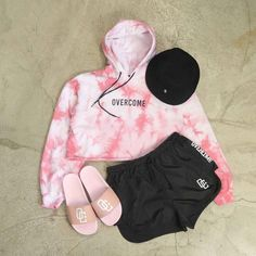 Cute Swag Outfits, Cute Comfy Outfits, Edgy Outfits, Modern Outfits, Cute Summer Outfits, Retro Outfits, Sport Outfits, Girls Fashion Clothes, Teen Fashion Outfits