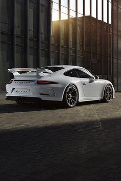 Porches 911 GT3