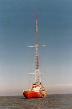 Caroline-MV Ross Revenge,North Sea,1986