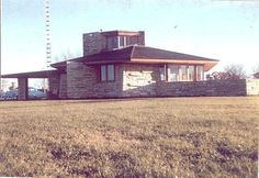 FLW, Kinney House - 1953 | Flickr - Photo Sharing!
