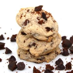 Chocolate Chip Thin Mint Cookies