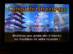 Conquête StreetPass (Vidéo découverte)