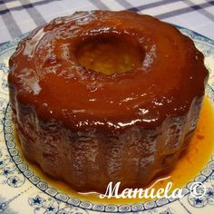 Portuguese Desserts, Portuguese Recipes, Flan Recipe, Confectionery, Easy Cooking, Cake Cookies, Food Inspiration, Deserts, Yummy Food