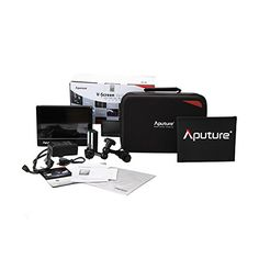 Aputure VS2 KIT VScreen 7 TFTLCD HD monitor HDMI 5D2 5D3 for DSLR Video Camcorder >>> You can get additional details at the image link. #LovelyPictures
