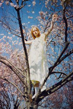 Julia Baylis x India Menuez — Shot By Petra Collins