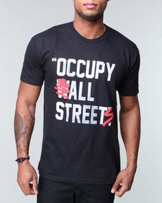 $17.99 Jay-Z's Rocawear Occupy All Streets T-Shirt