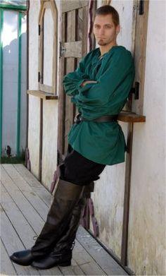 Village Rogue Garb: Renaissance Costumes, Medieval Clothing, Madrigal Costume: The Tudor Shoppe