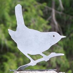 Wholesale lot 30 metal art garden birds by ModernIronworks on Etsy, $75.00