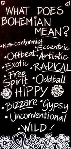 hippie life 294774738088337145 - Life, Love, Art, Heart Failure and Assorted Ramblings: What Does Bohemian Mean? Source by megandcarlock Bohemian Quotes, Hippie Quotes, Bohemian Soul, Gypsy Quotes, Boho Life, Gypsy Life, Gypsy Soul, Hippie Love, Bohemia