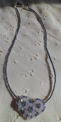 Swarovski, Creations, Fashion Jewelry, Beaded Necklace, Homemade, Etsy, Simple, Gifts, Unique Jewelry