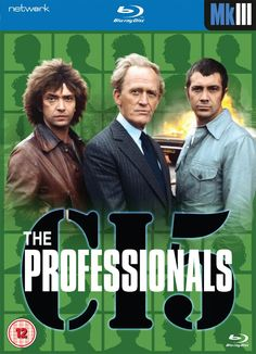 The Professionals (TV Series) Gordon Jackson, Martin Shaw & Lewis Collins Martin Shaw, Dolby Digital, Cast Of Martin, James Bond, The Professionals Tv Series, Martin Campbell, Amazon Dvd, Jackson, Unseen Images