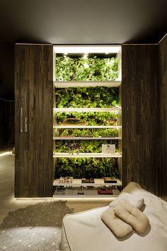 "jardines verticales: ""Home Playroom"" / Estudio VA!"